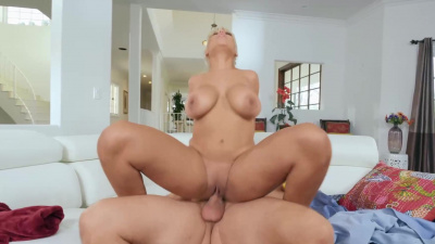 Bodacious milf Bridgette B fucking her husband's younger boss