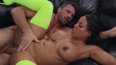 Luna Star reveals some steamy secrets before getting fucked in the ass