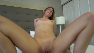 Avery Cristy receives a mouthful of cum to enjoy from stepbrother