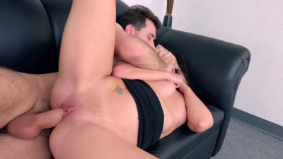 Shy at first Gia Paige goes full slut mode